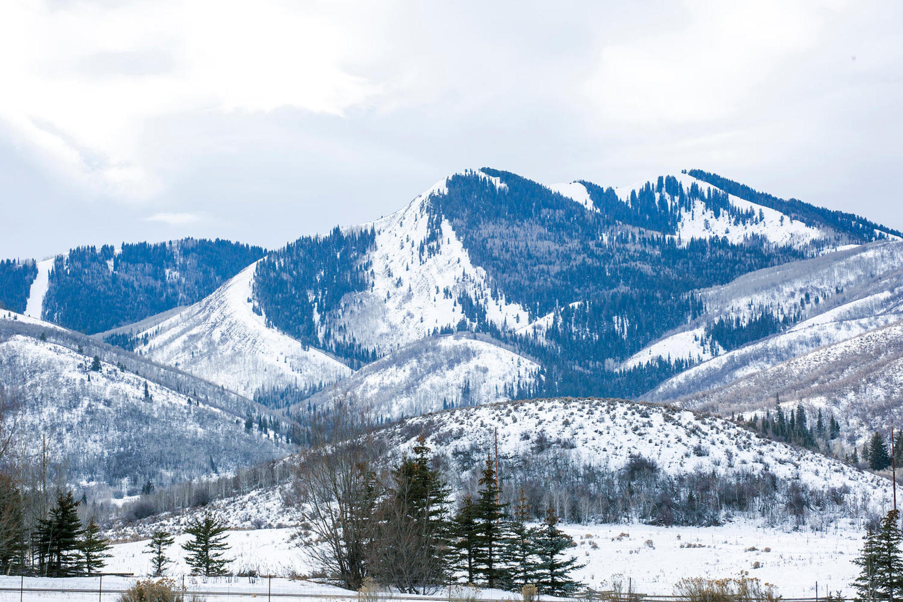 Land for Sale at Priced Below Summit County Assessed Valuation 2200 W Rasmussen Rd Lot A-1 Park City, Utah 84098 United States