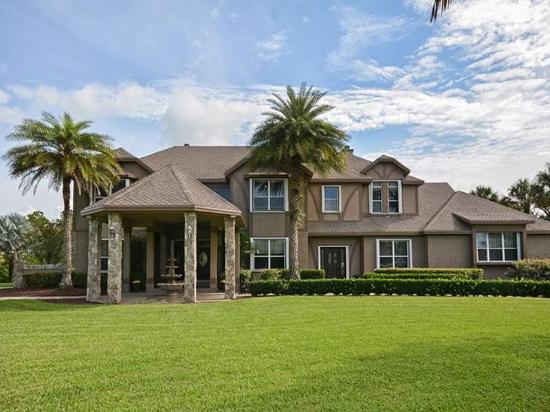 단독 가정 주택 용 매매 에 968 Stallion Drive Loxahatchee, 플로리다, 33470 미국