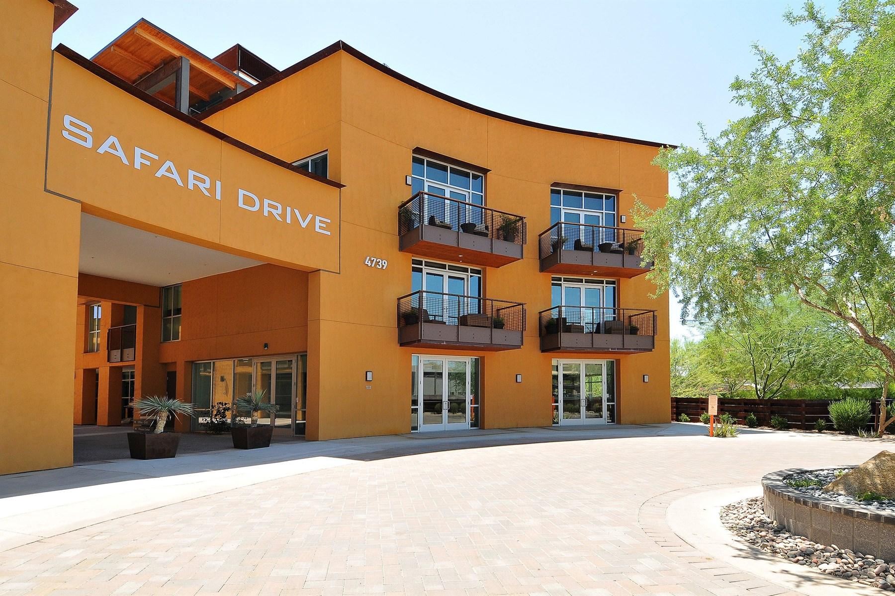 共管物業 為 出售 在 Urban Sophisticated Lifestyle in Scottsdale 4747 N Scottsdale Road #3009 Scottsdale, 亞利桑那州 85251 美國