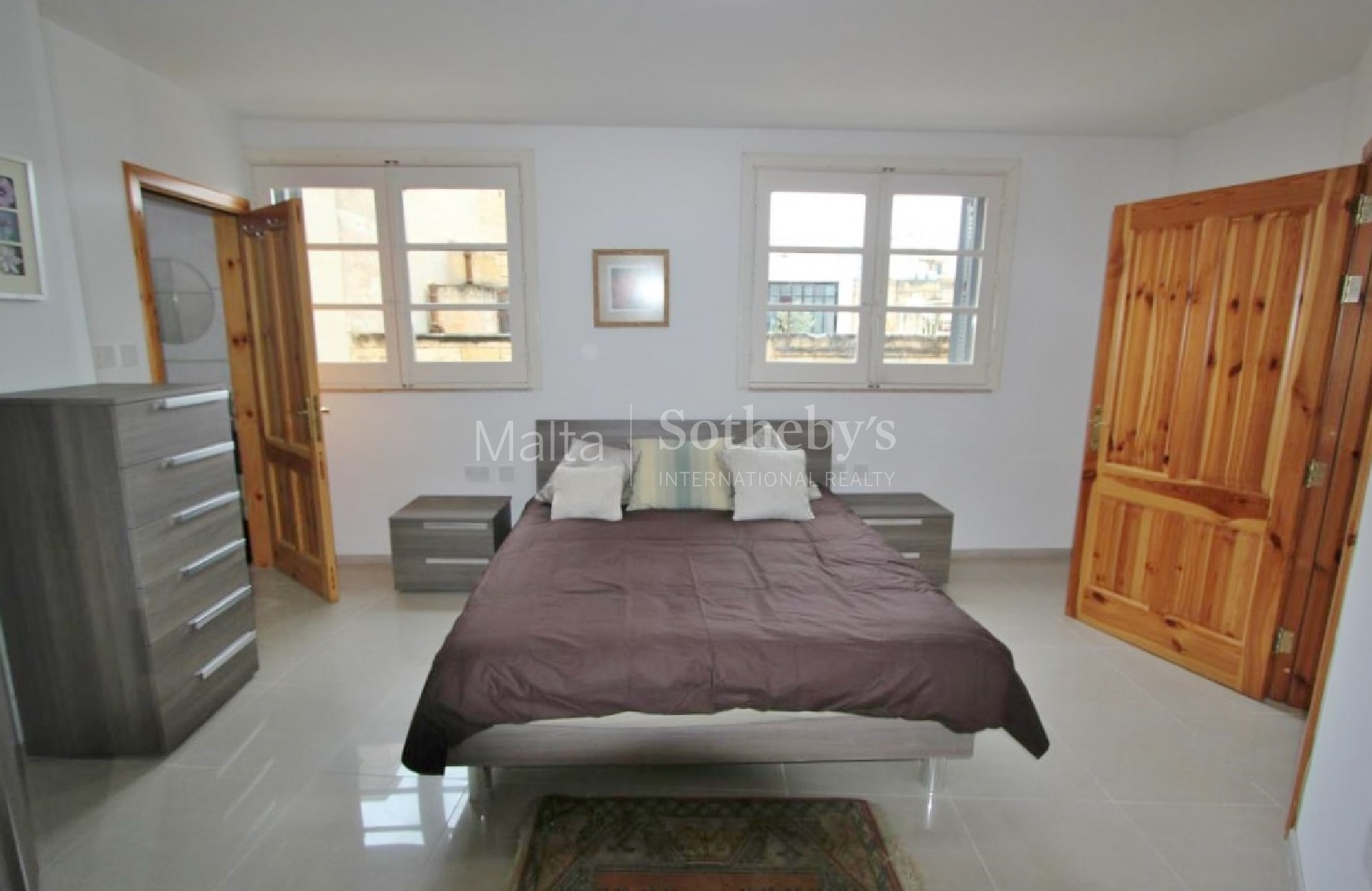 Property Of Three Bedroom Apartment