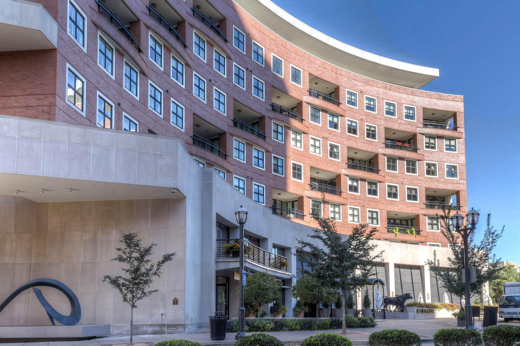 Mietervereinswohnung für Verkauf beim Carondelet Plaza 155 Carondelet Plaza 709 Clayton, Missouri 63105 Vereinigte Staaten