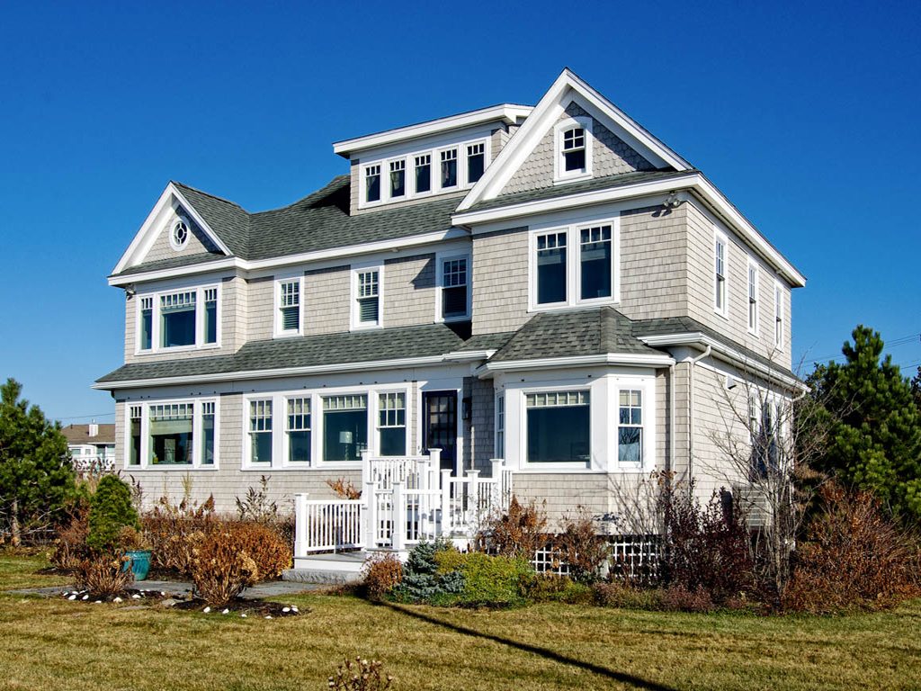 Single Family Home for Sale at Middle Beach 159 Beach Avenue Kennebunk, Maine 04043 United States