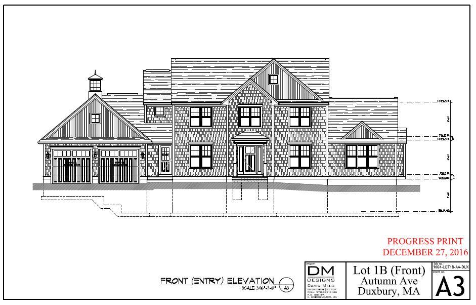 独户住宅 为 销售 在 15 Autumn Avenue 达克斯伯里, 马萨诸塞州, 02332 美国