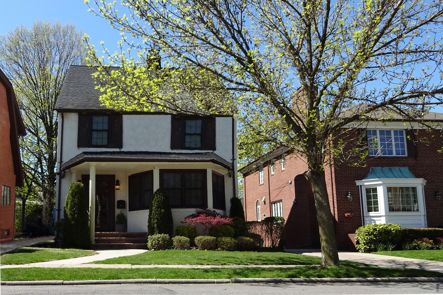 """Single Family Home for Sale at """"METICULOUS RESTORATION IN THE HEART OF VAN COURT"""" 69-36 Harrow Street, Forest Hills, New York 11375 United States"""