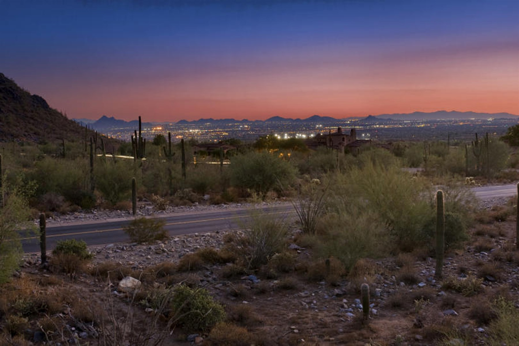 Land for Sale at Large Upper Canyon homesite with sweeping views 10856 E WINDGATE PASS DR #1534 Scottsdale, Arizona 85255 United States