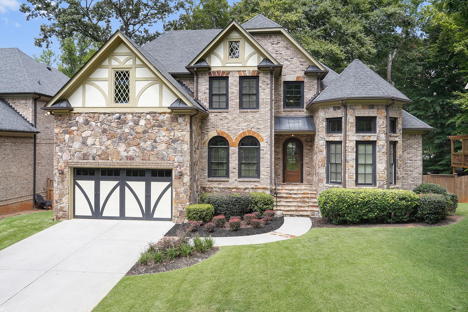Casa para uma família para Venda às Inviting Brookhaven Home On Cul-de-sac Street 1902 Wyndale Court Atlanta, Geórgia, 30341 Estados Unidos