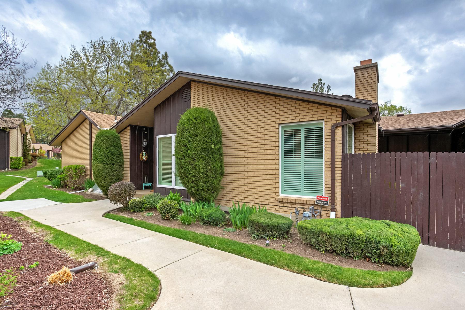 共管式独立产权公寓 为 销售 在 Fantastic Remodeled Condo 3993 South 2250 East 盐湖城市, 犹他州, 84124 美国