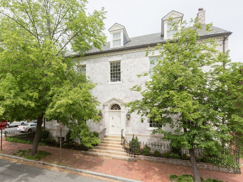 Single Family Home for Sale at Georgetown 3425 Prospect St NW Washington, District Of Columbia 20007 United States