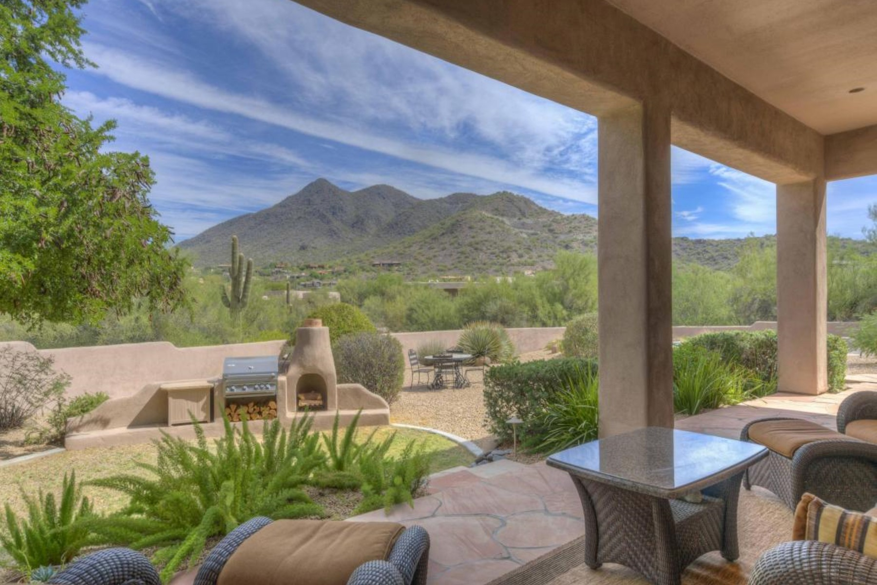 sales property at Modern custom home in Carefree