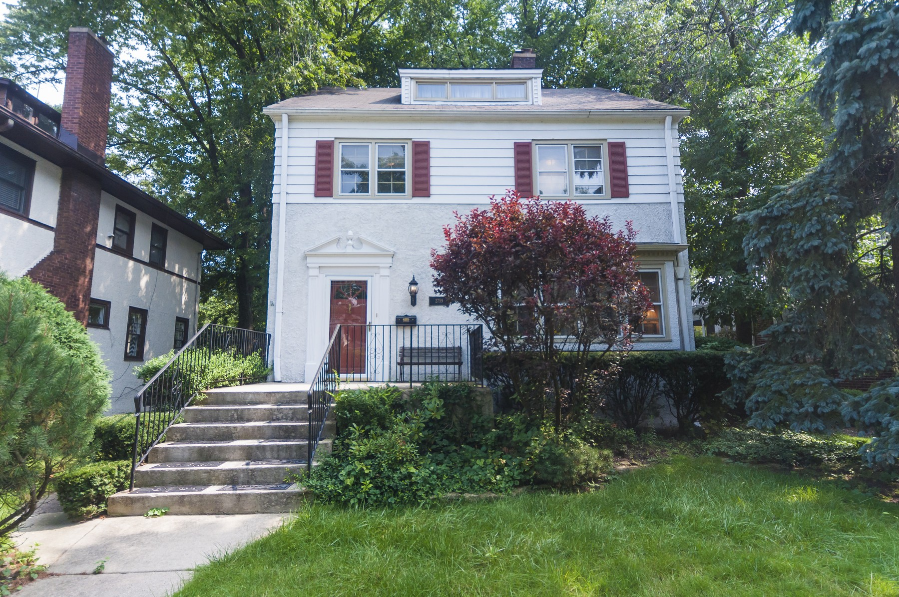 Property For Sale at Lovely Five Bedroom Home In Premier Evanston Location
