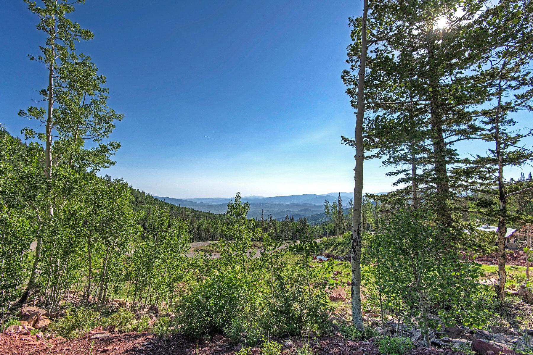 Terreno para Venda às Top of The Colony, easy ski access, 15 acres, approved for horses 133 White Pine Canyon Rd Lot 127 Park City, Utah 84098 Estados Unidos
