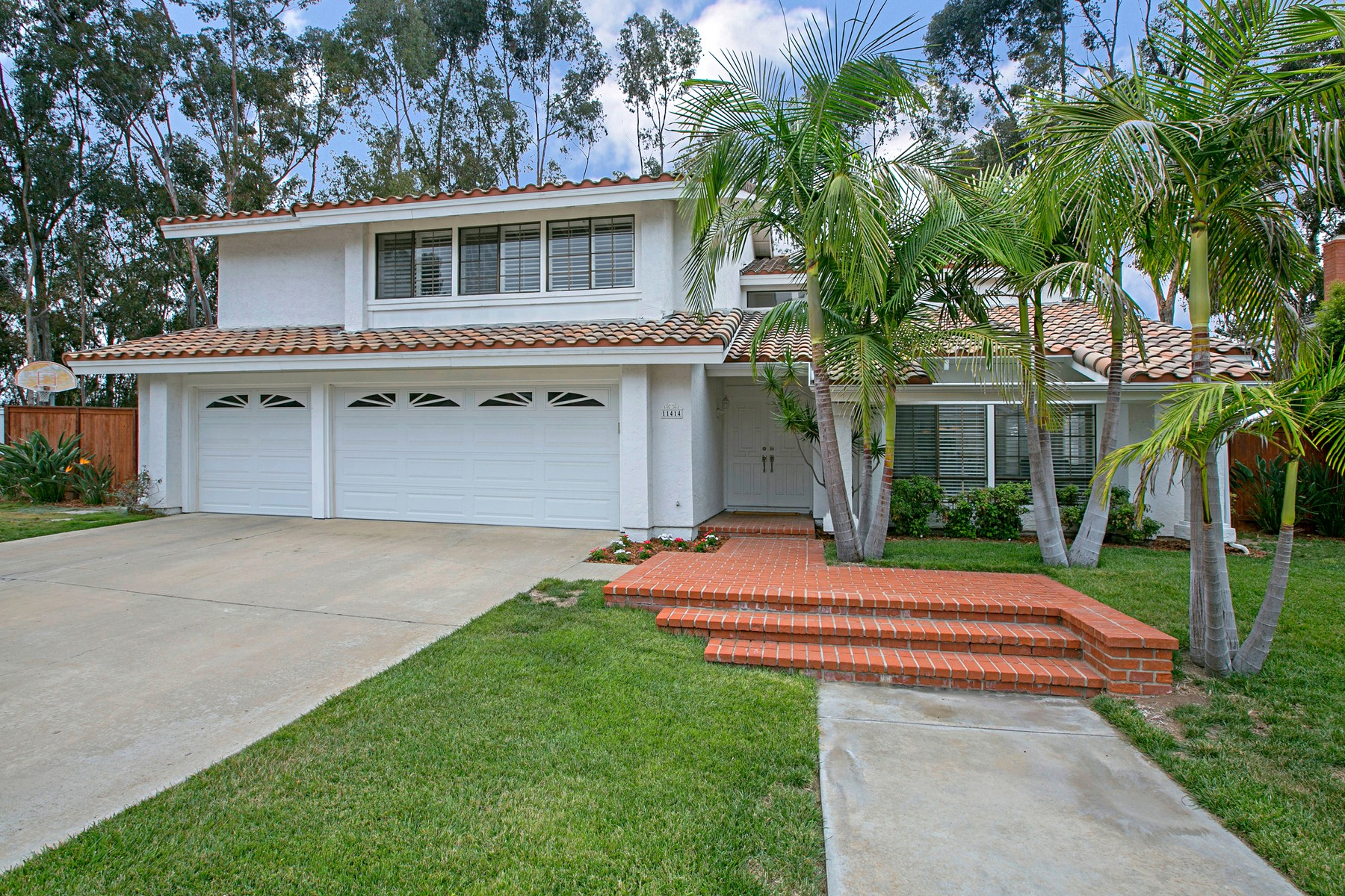 Single Family Home for Sale at 11414 Caminito Garcia Scripps Ranch, San Diego, California 92131 United States