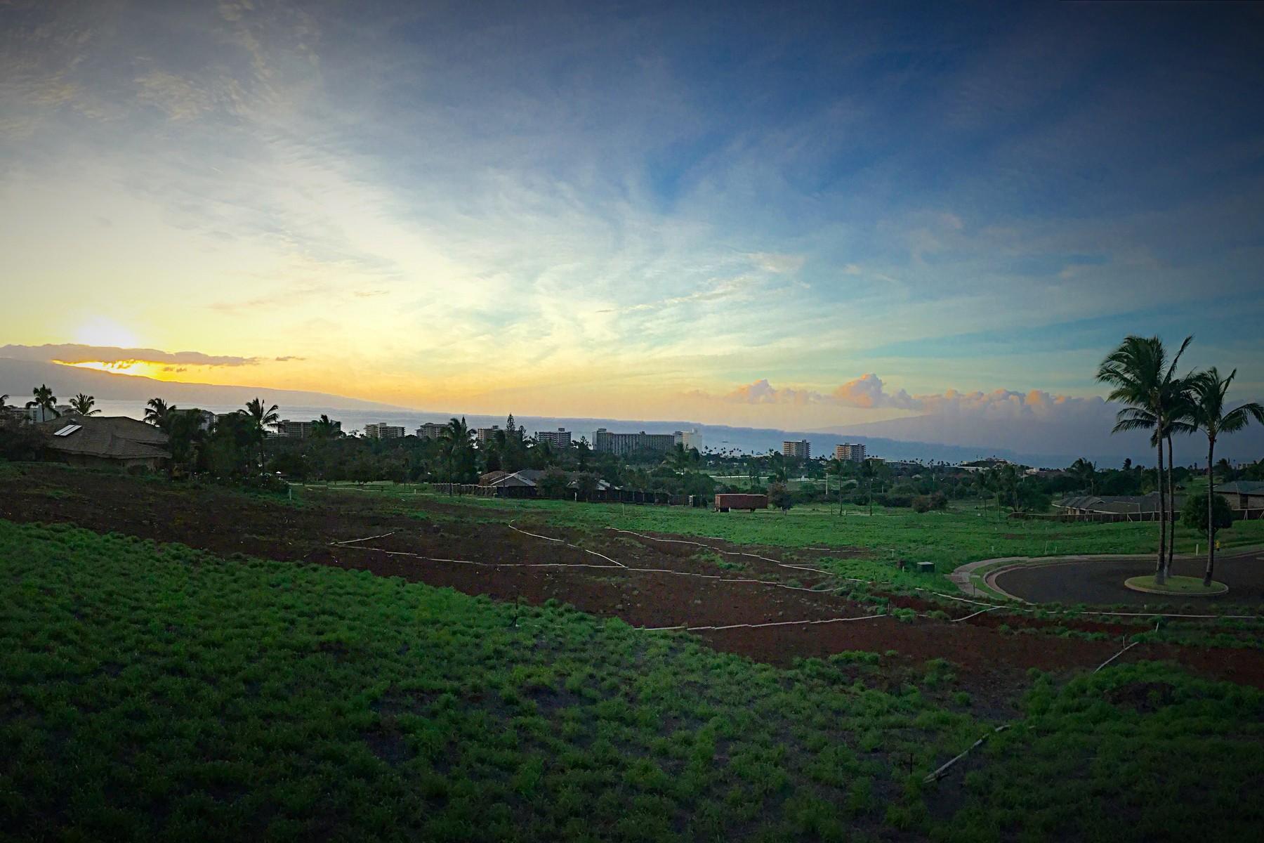 Terreno para Venda às Lanikeha at Kaanapali 105 Lolii Place, Lot 34 Kaanapali, Havaí, 96761 Estados Unidos