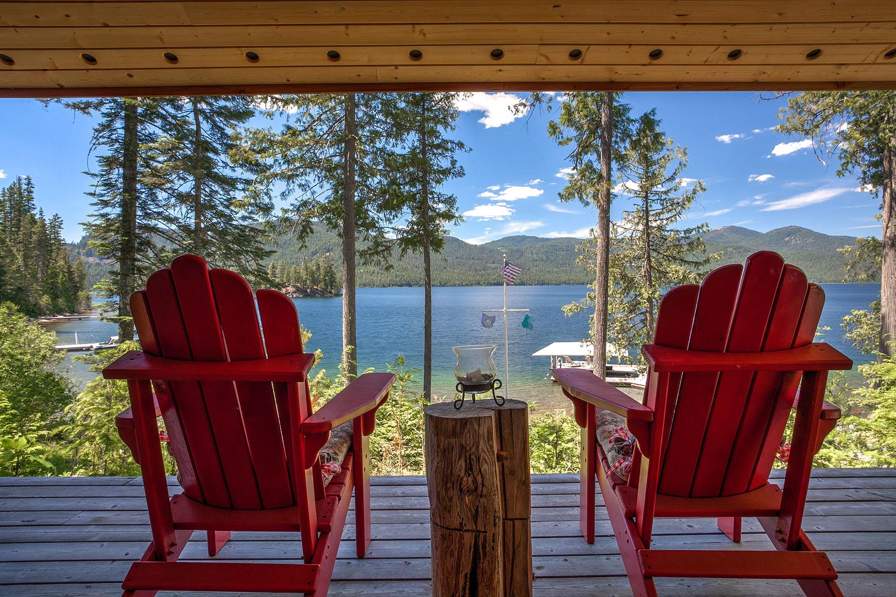 sales property at Jack Frost Log Home