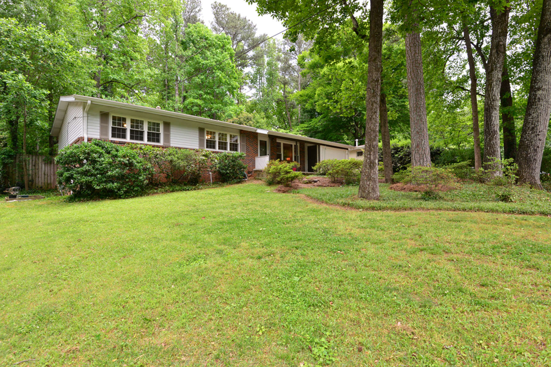 sales property at Updated Brick Ranch In Chamblee