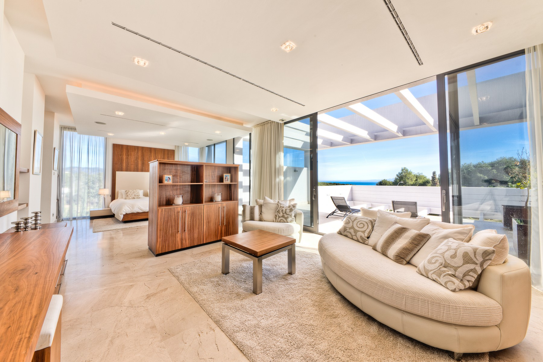 Property Of Exceptional modern style villa in Sol de Mallorca