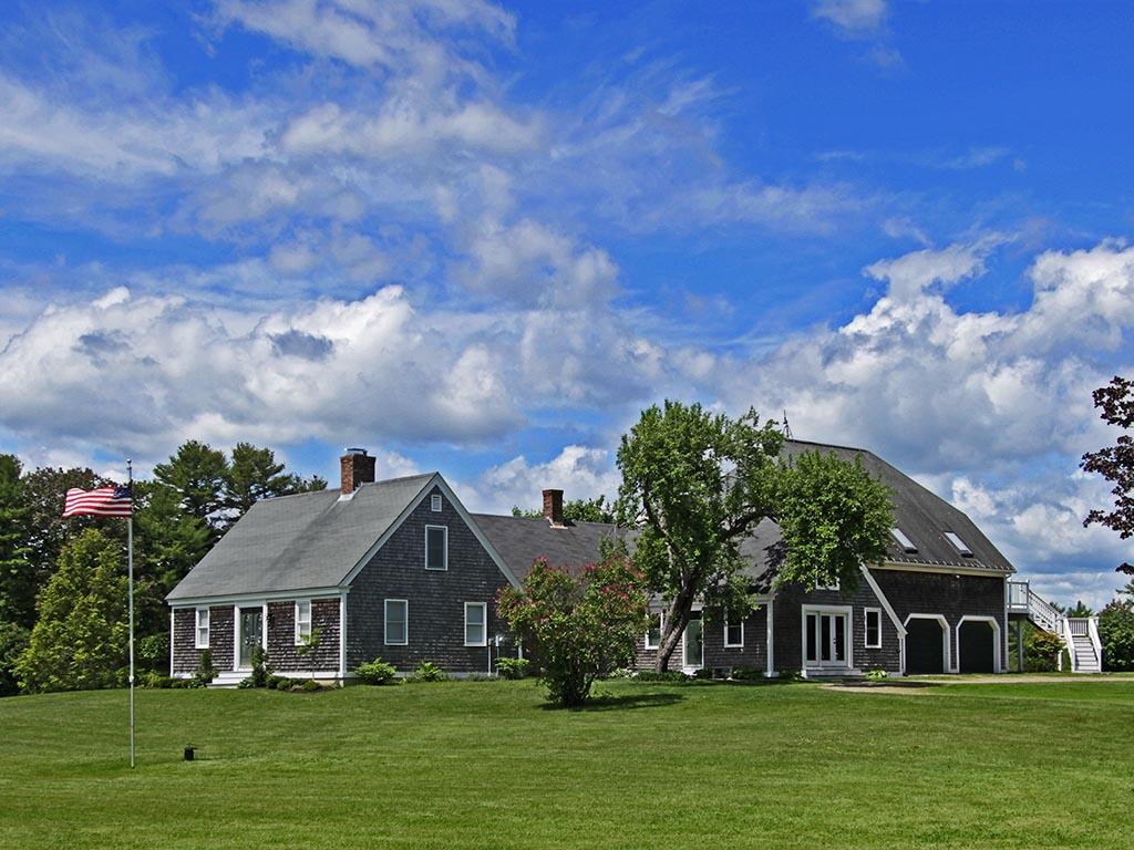 Farm / Ranch / Plantation for Sale at 1788 Alna Road, Alna 1788 Alna Rd Alna, Maine 04535 United States