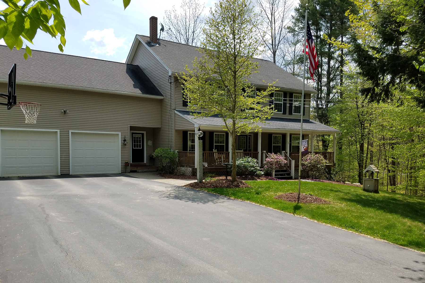 Single Family Home for Sale at Moody Road 32 Moody Road Brunswick, Maine, 04011 United States