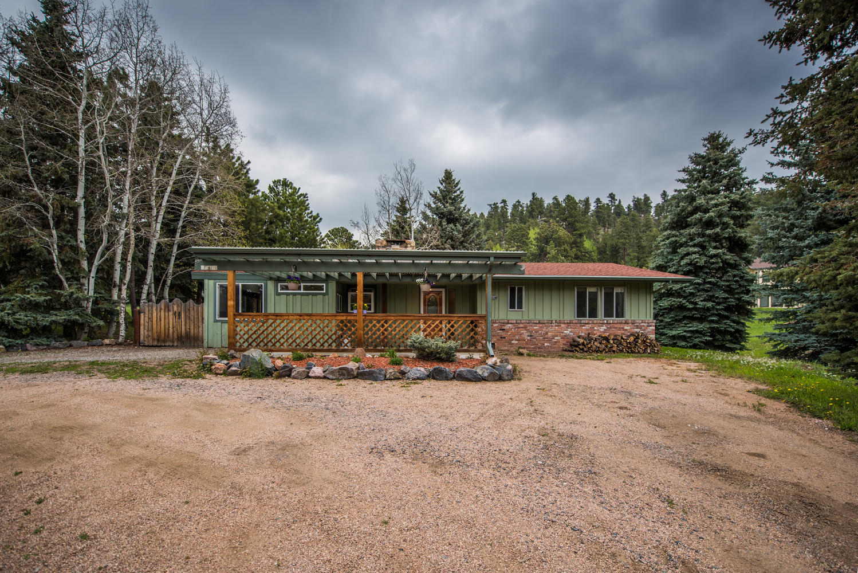 一戸建て のために 売買 アット True Mountain Living 27977 Lupine Drive Evergreen, コロラド, 80439 アメリカ合衆国