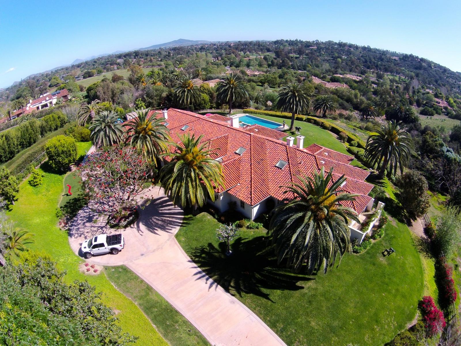 Villa per Vendita alle ore Fortuna 17501 Via De Fortuna Rancho Santa Fe, California 92067 Stati Uniti