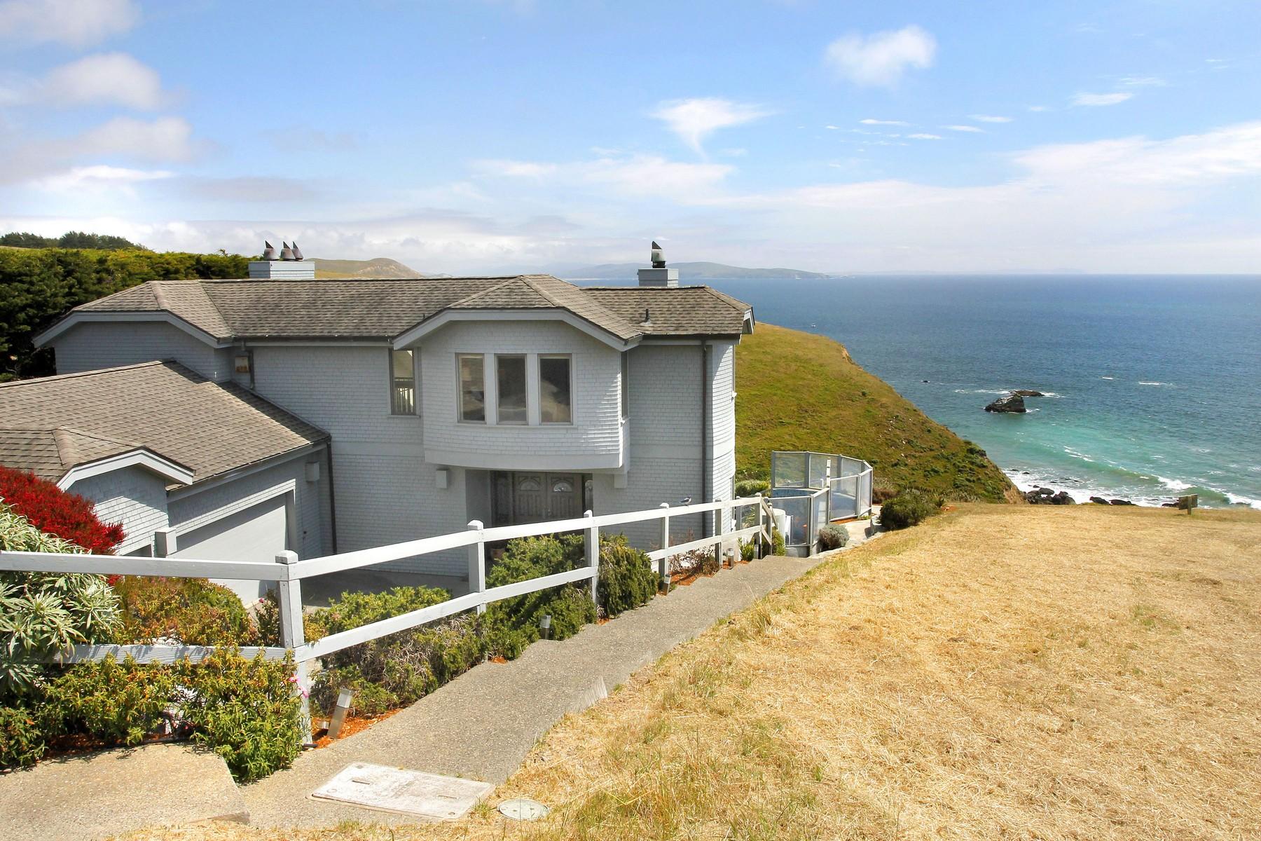 Maison unifamiliale pour l Vente à 20069 Oyster Catcher Loop Bodega Bay, Californie 94923 États-Unis