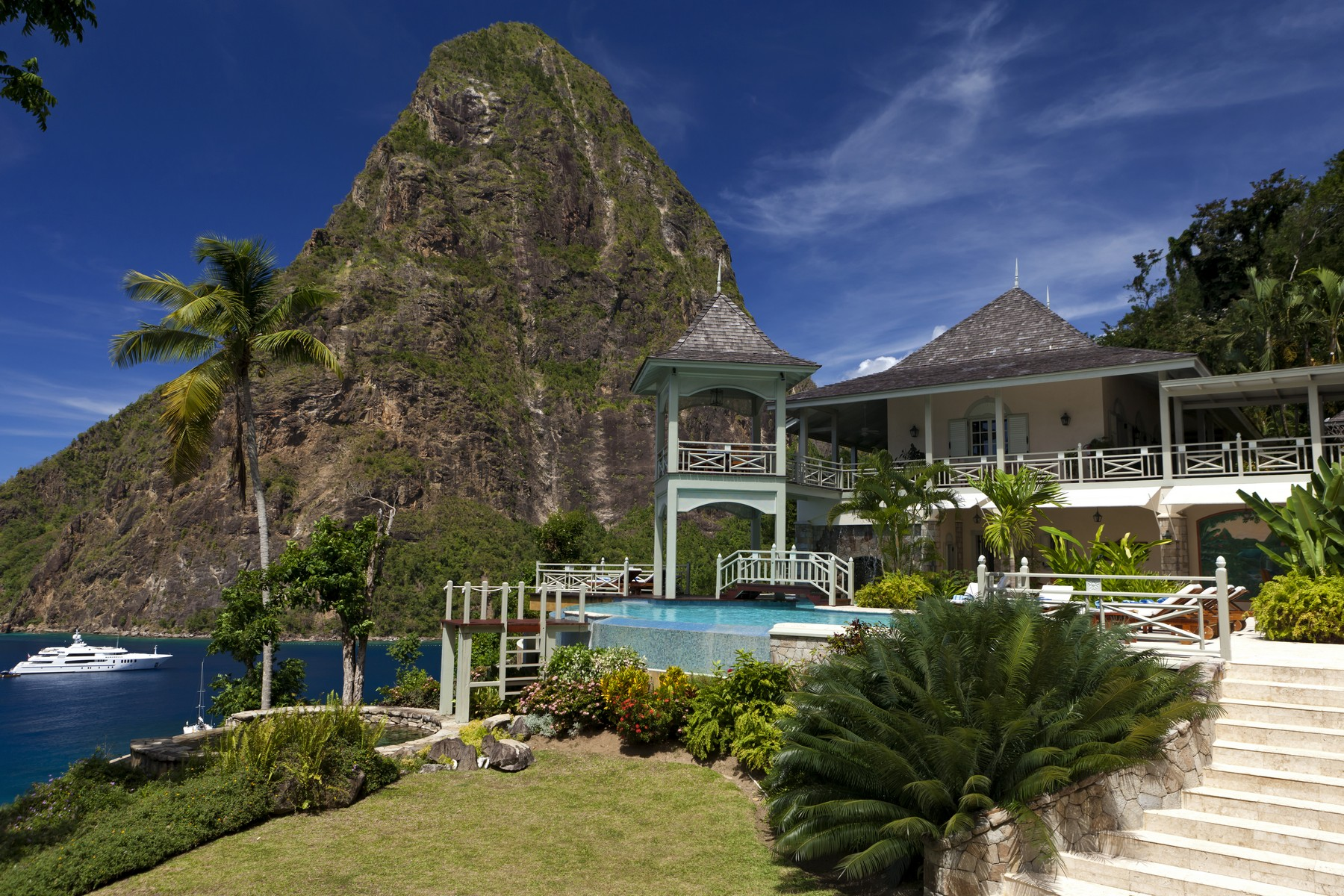 Single Family Home for Sale at Arc en Ciel Other St. Lucia, Other Areas In St. Lucia, St. Lucia