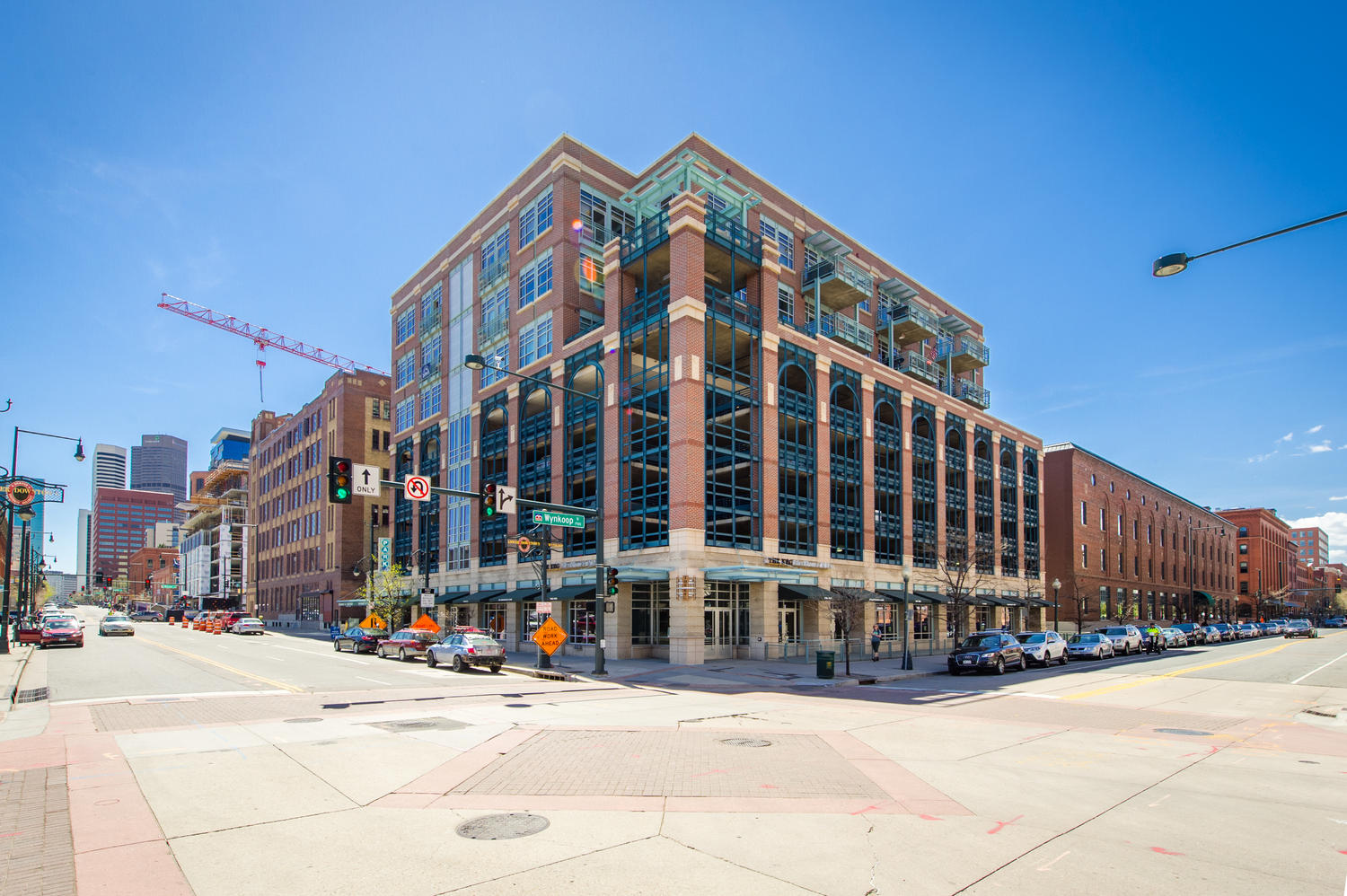 sales property at 1890 Wynkoop Street #604
