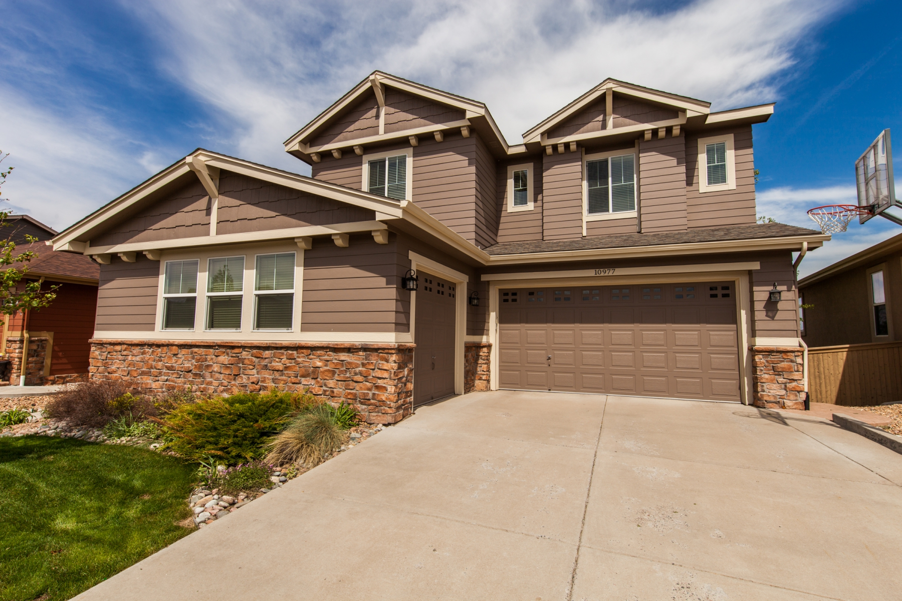Single Family Home for Sale at Incredible open space opportunity in The Hearth 10977 Glengate Cir Highlands Ranch, Colorado 80130 United States