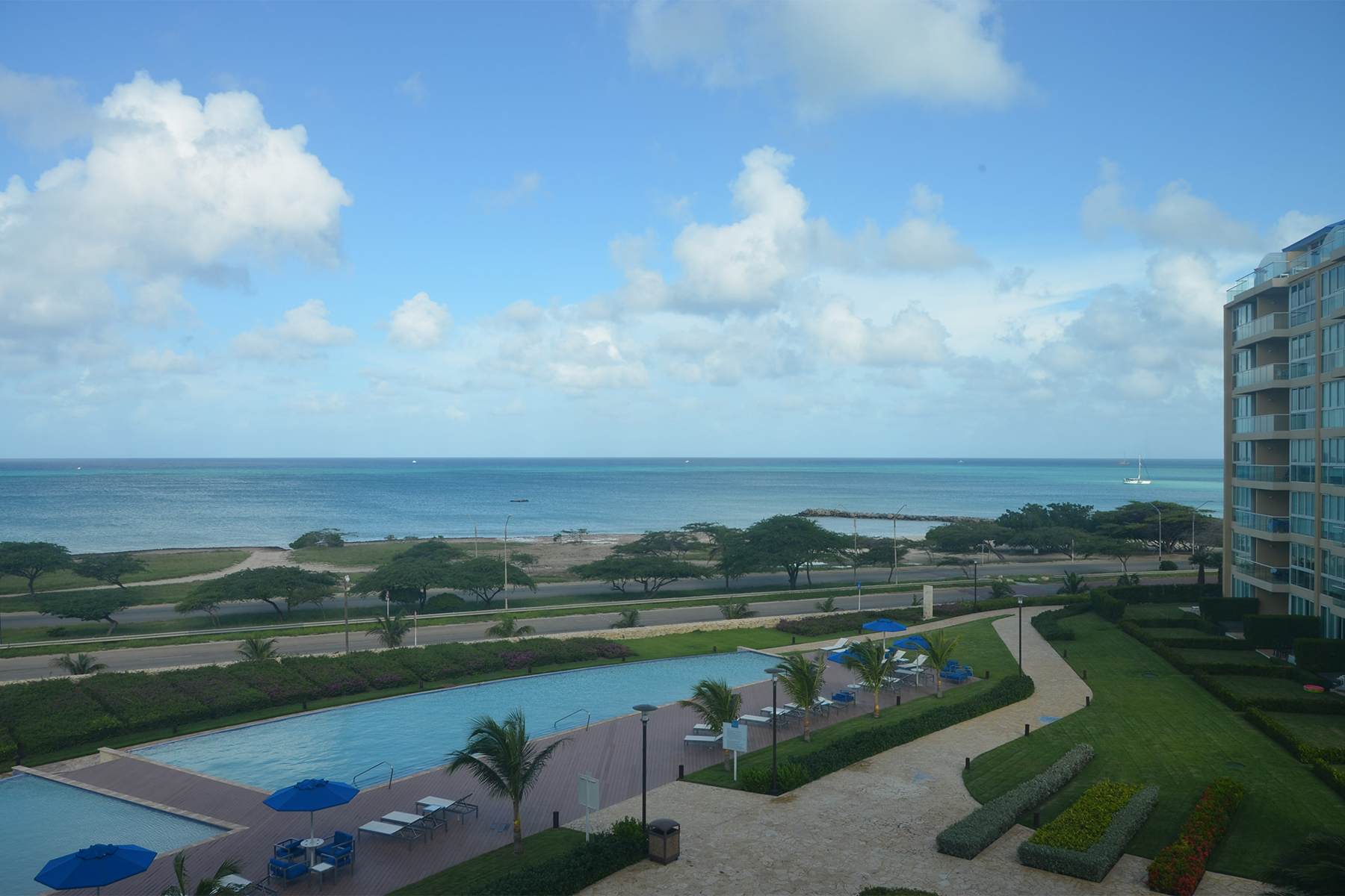 Condominium for Sale at Blue Residence #423 Eagle Beach, Aruba