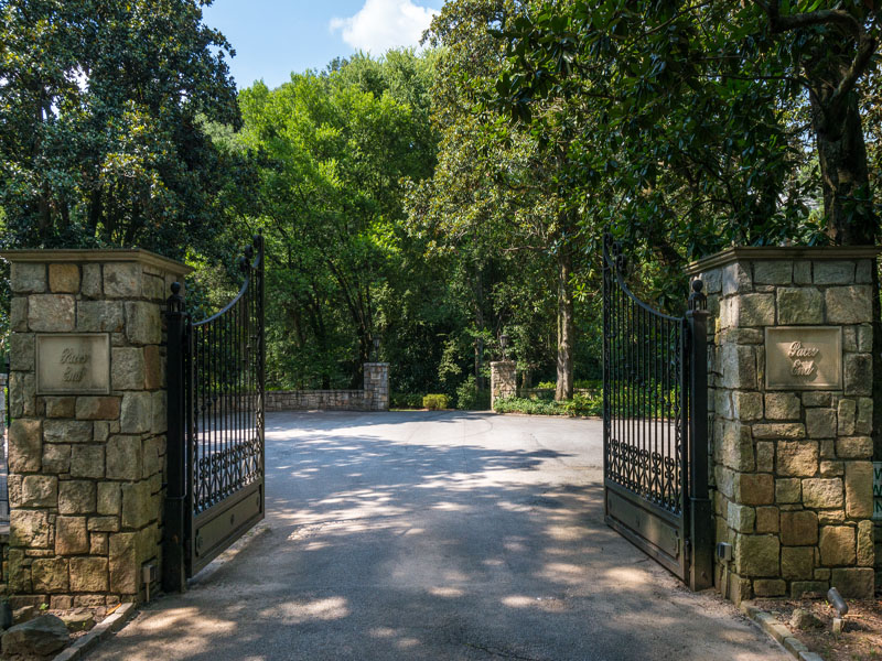 Single Family Home for Active at Extraordinary And Unique Three Home Compound Atlanta, Georgia 30327 United States