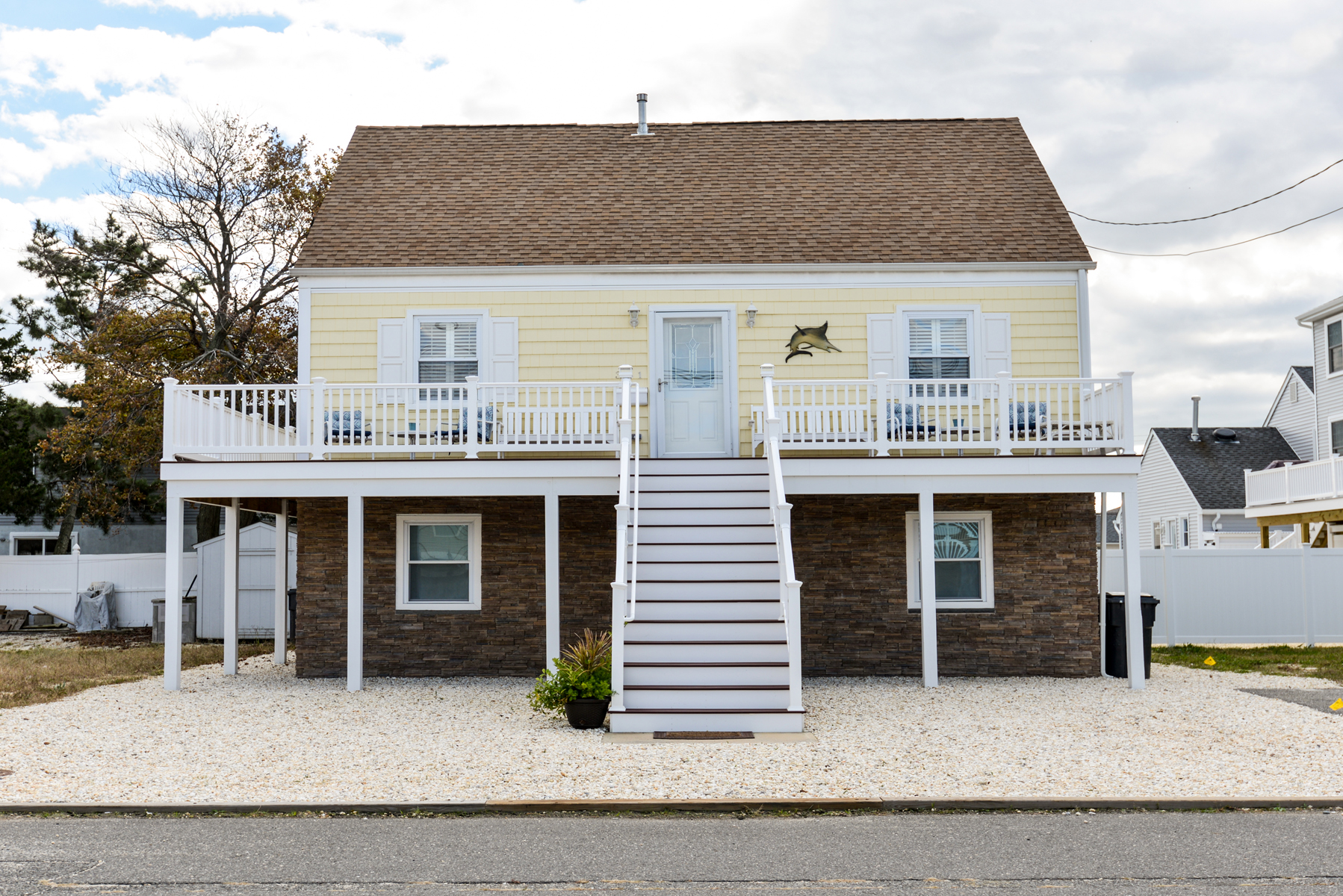 Single Family Home for Sale at Beautiful Raised Cape! 321 Fielder Avenue Toms River, 08751 United States