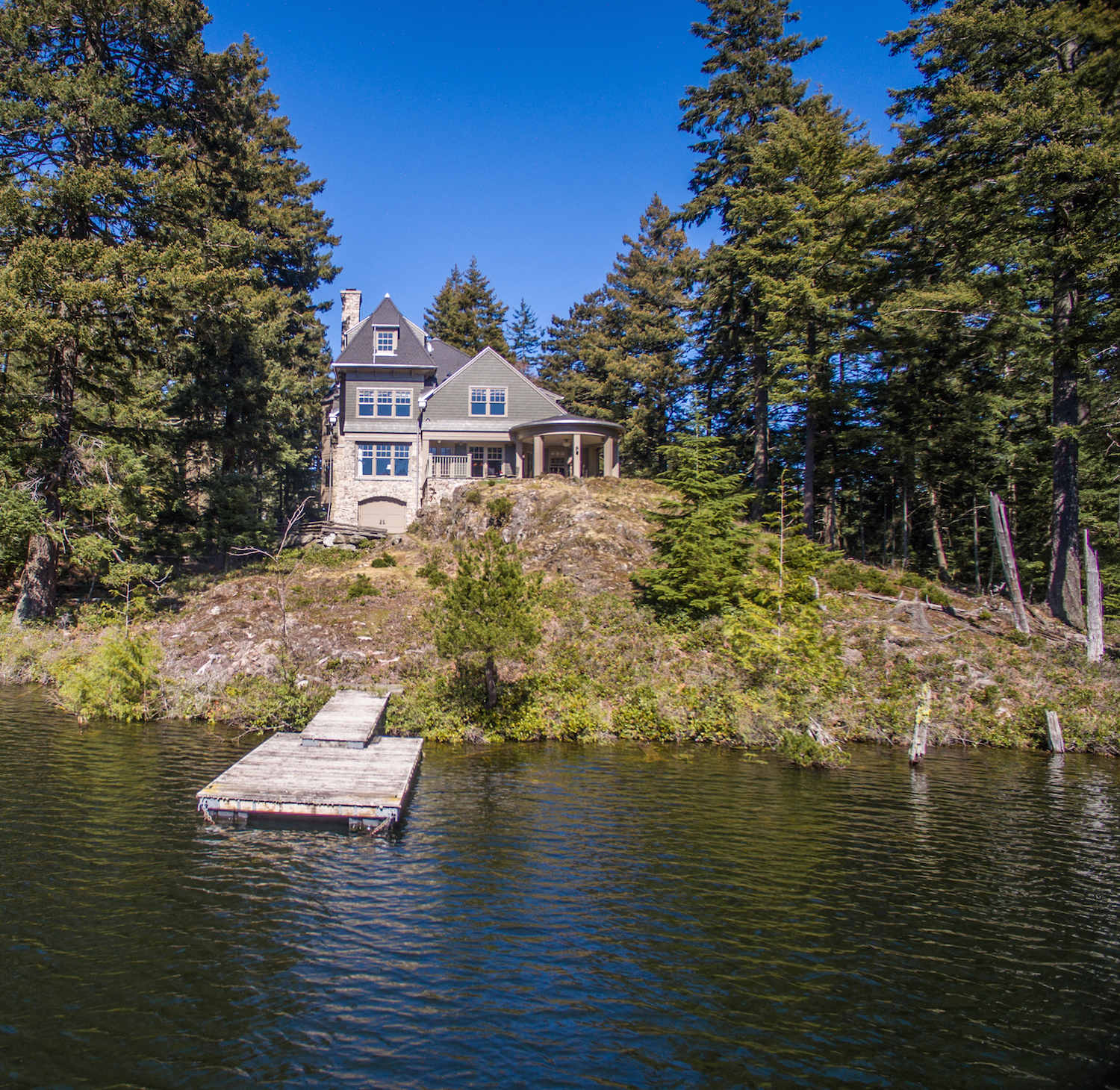Otras residenciales por un Venta en The Hidden Jewel on Orcas Island 1701 Day Lake Road Eastsound, Washington, 98245 Estados Unidos