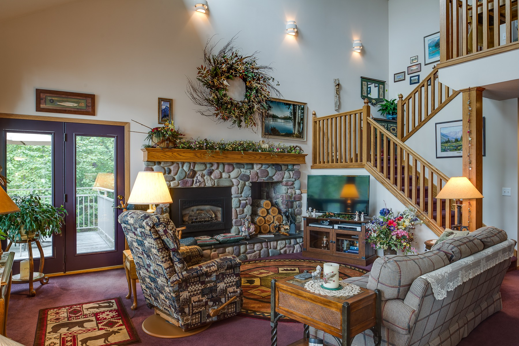 sales property at 2840 Rest Haven, Whitefish Lake