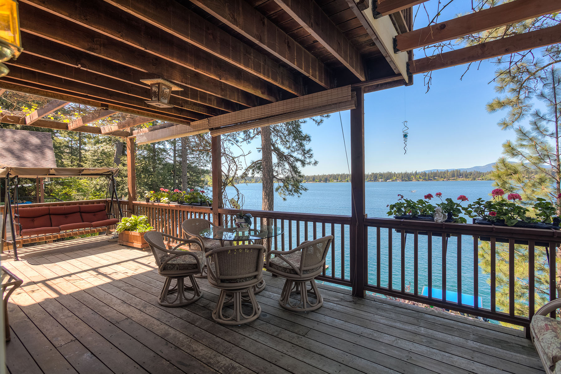 sales property at Hayden Lake Year-Round Beauty