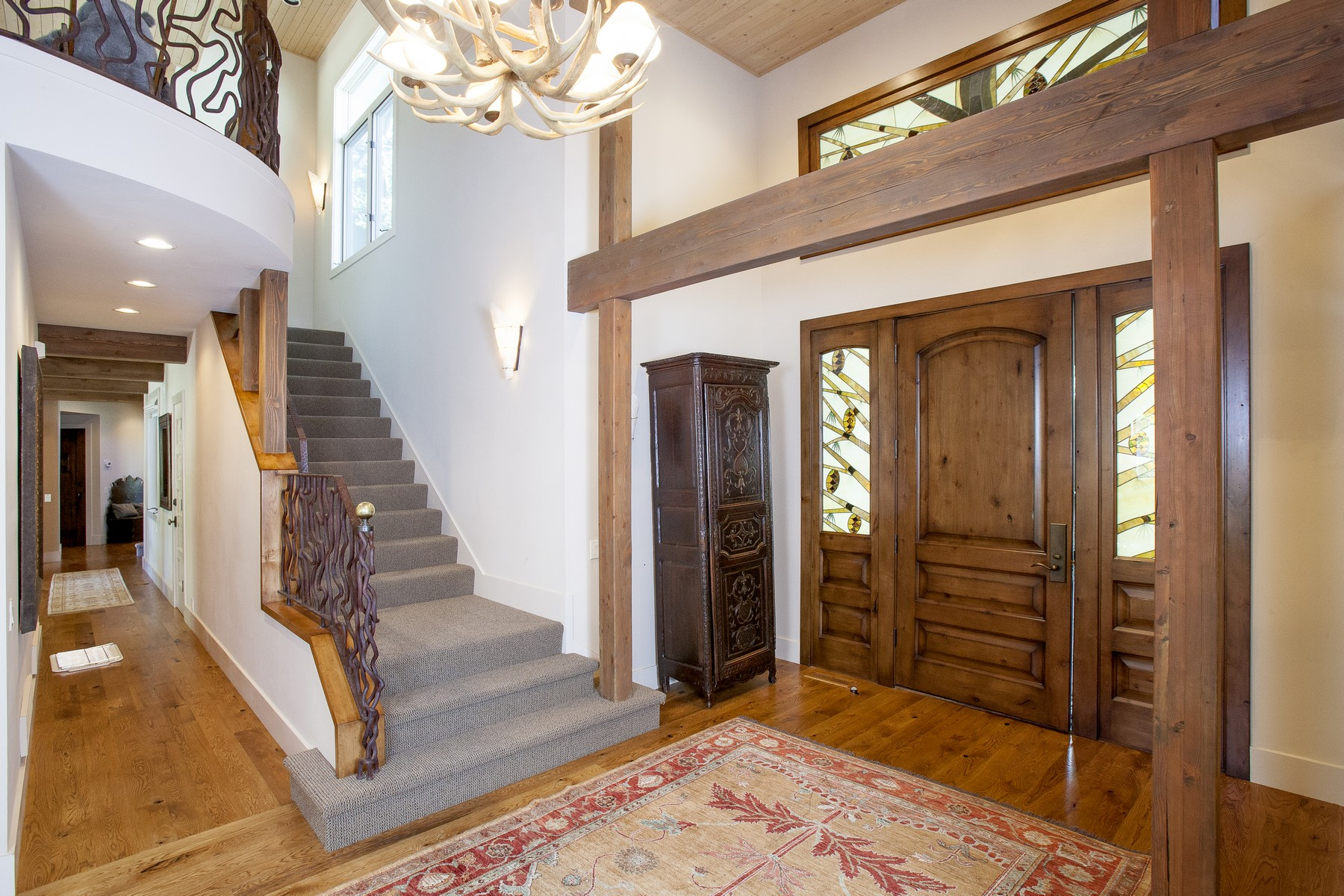 Additional photo for property listing at Spectacular Home Near the Big Wood River 33 Cliffside Dr Ketchum, Idaho 83340 États-Unis