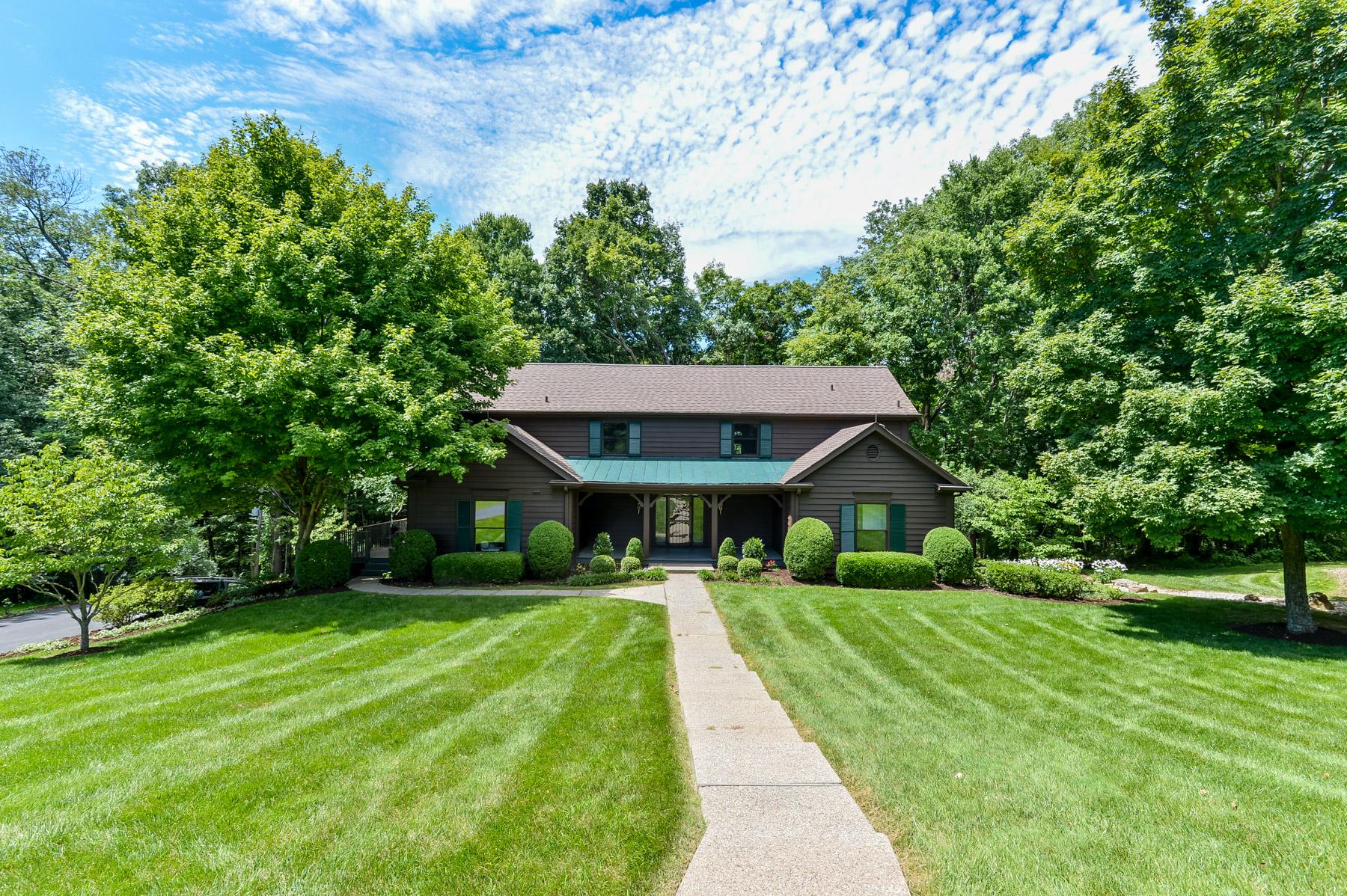 Single Family Home for Sale at 2005 Goshen Lane Goshen, Kentucky 40026 United States