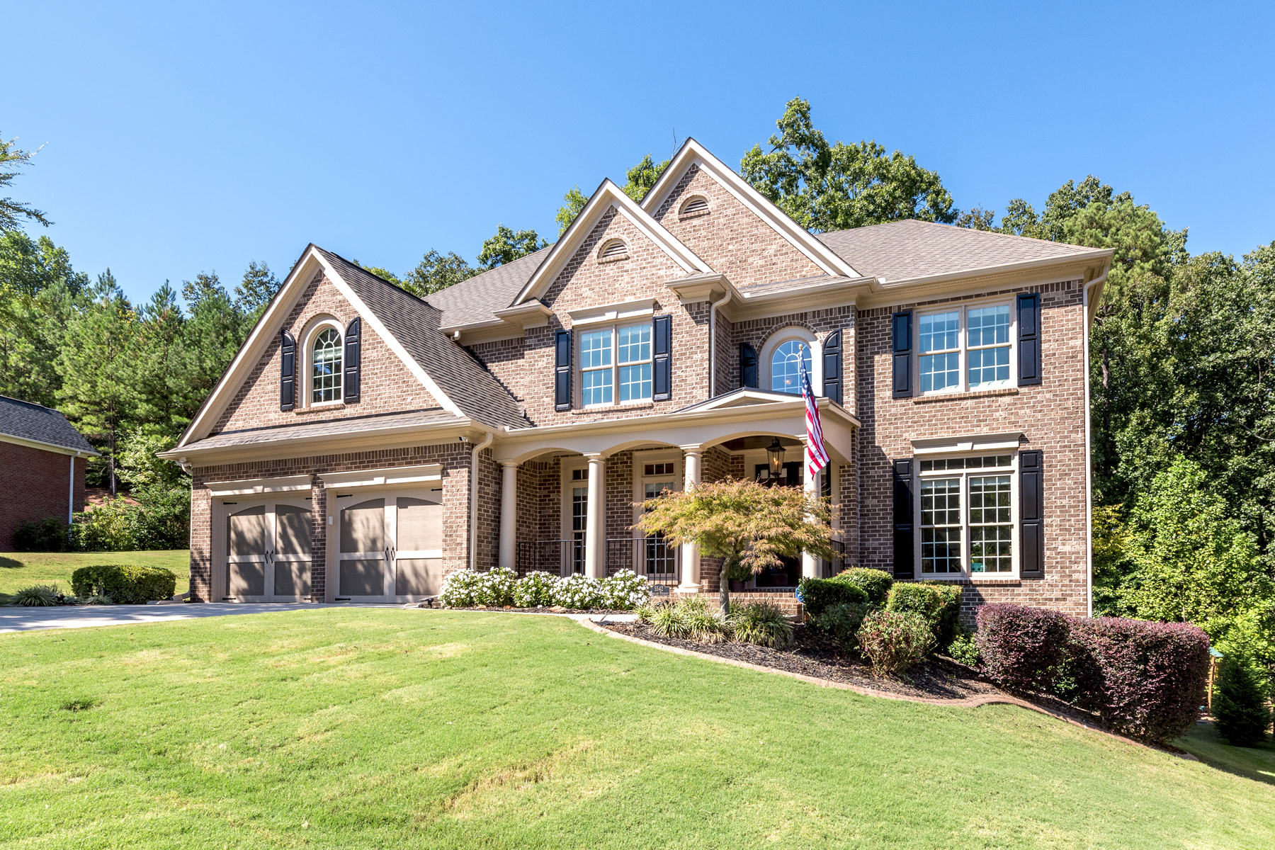Single Family Home for Sale at Inviting Cul-de-sac Home 5542 Highland Preserve Drive Mableton, Georgia, 30126 United States