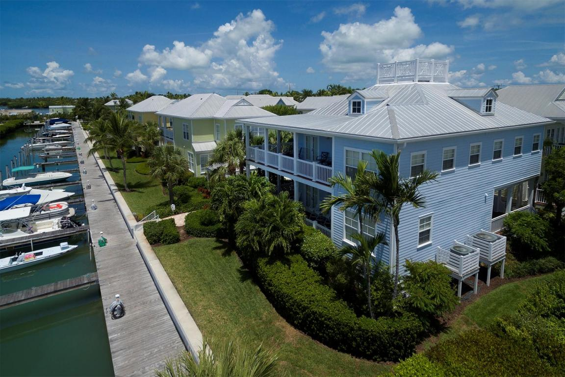 Single Family Home for Sale at Ocean Front Home in Anglers Reef 122 Anglers Way Islamorada, Florida 33036 United States