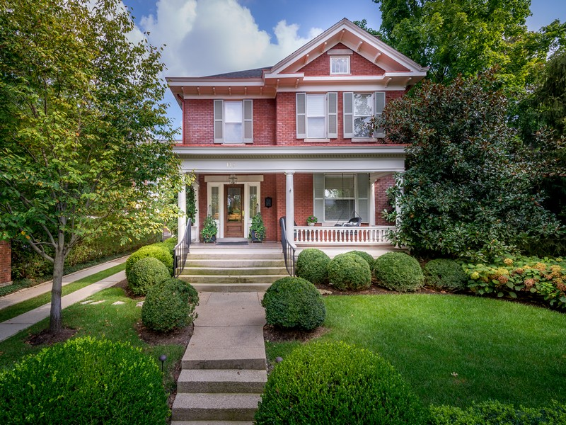 Single Family Home for Sale at 118 South Ashland Avenue Lexington, Kentucky 40502 United States
