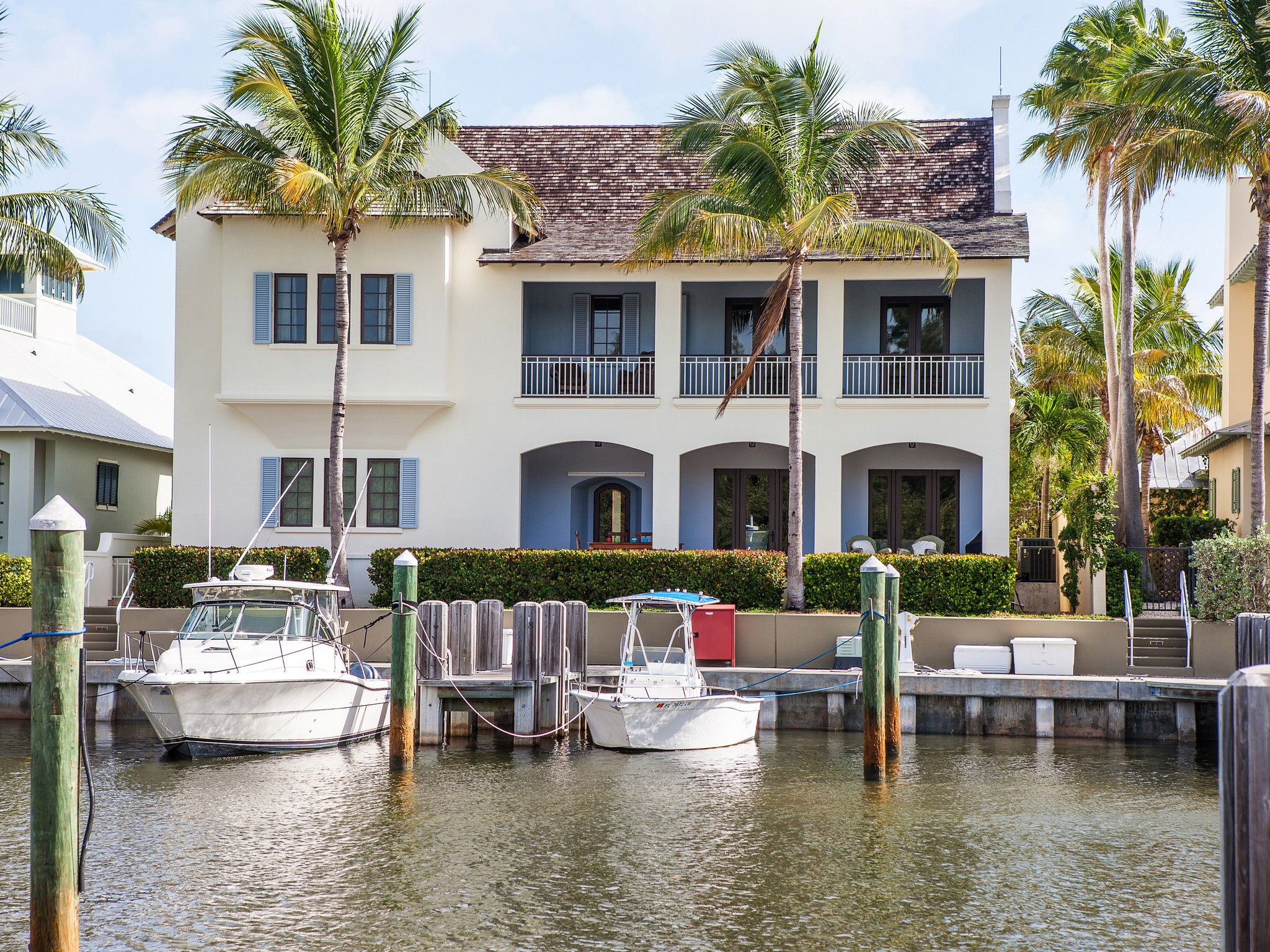 Single Family Home for Sale at Marsh Island Riverfront Home 2935 Marsh Island Lane Vero Beach, Florida 32963 United States