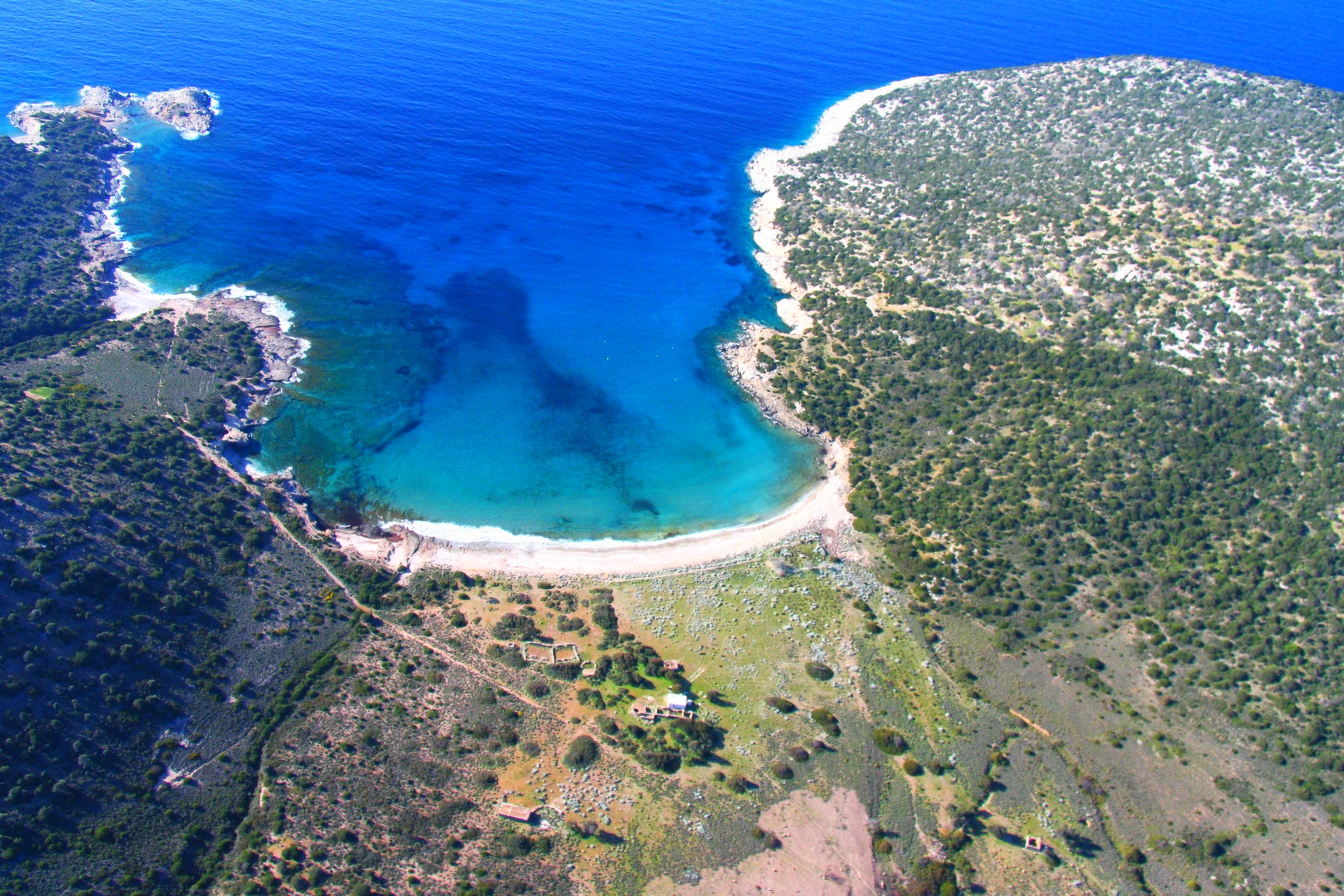 Private Island for Sale at Private Island in Aegean Sea Other Northern Aegean, Northern Aegean 11111 Greece
