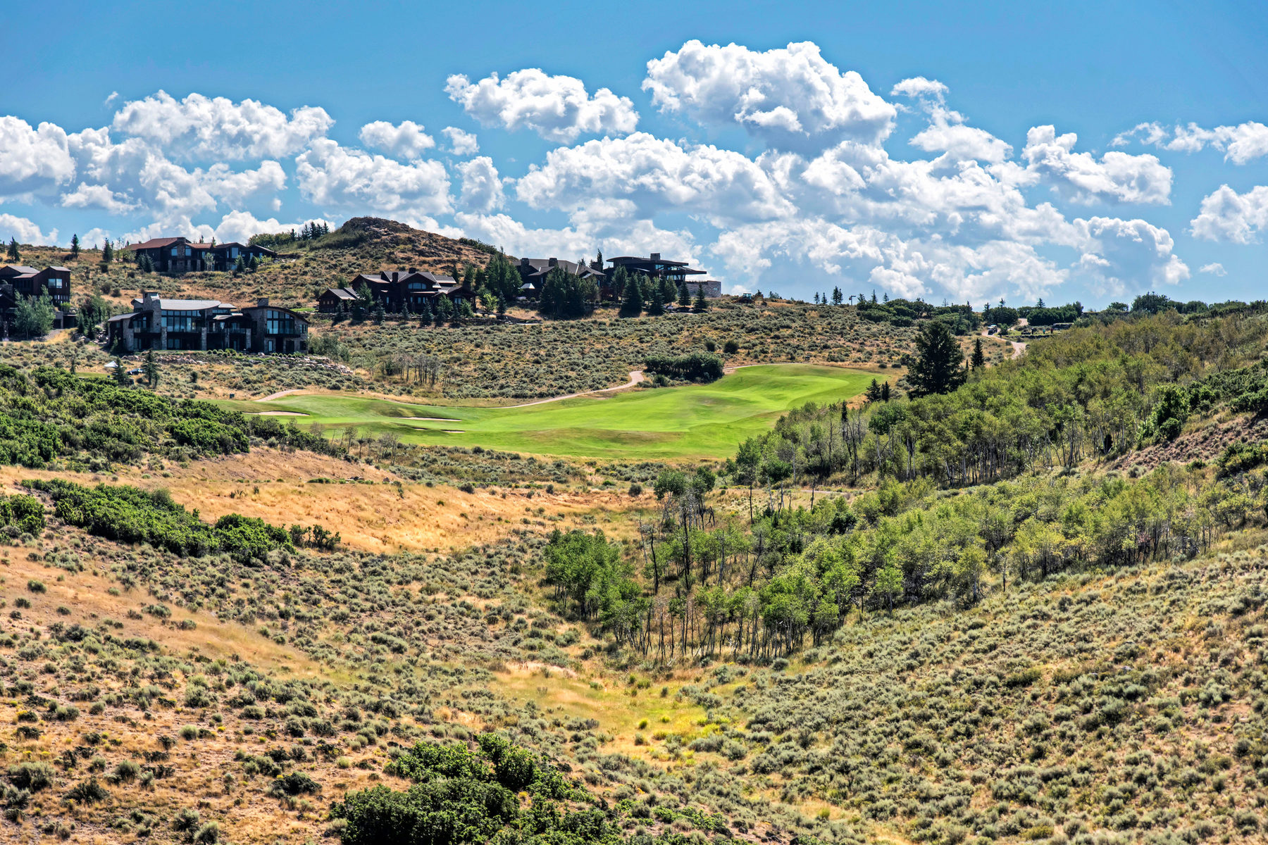 Land for Sale at Promontory – Ski and Golf Views 8744 N Promontory Ridge Drive Park City, Utah, 84098 United States