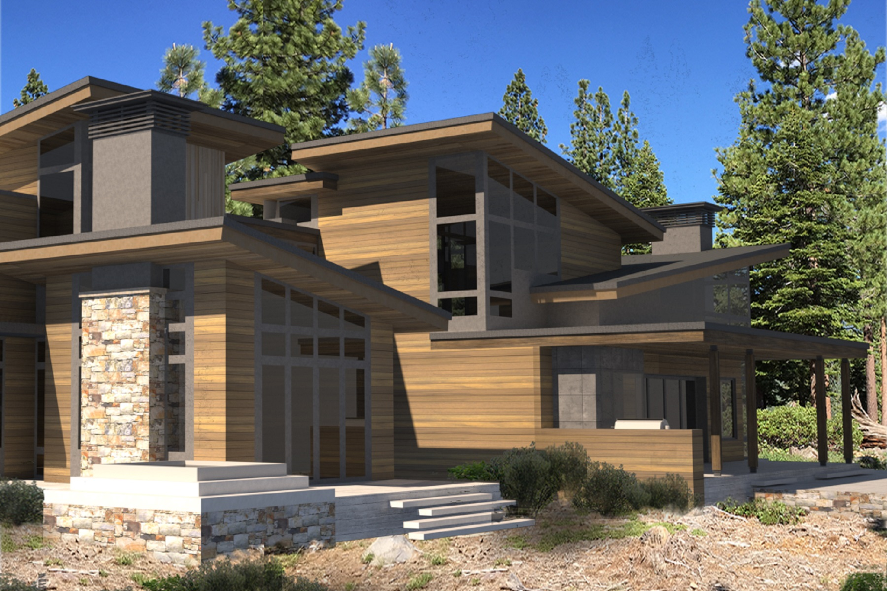Additional photo for property listing at 19150 Glades Place  Truckee, California 96161 United States
