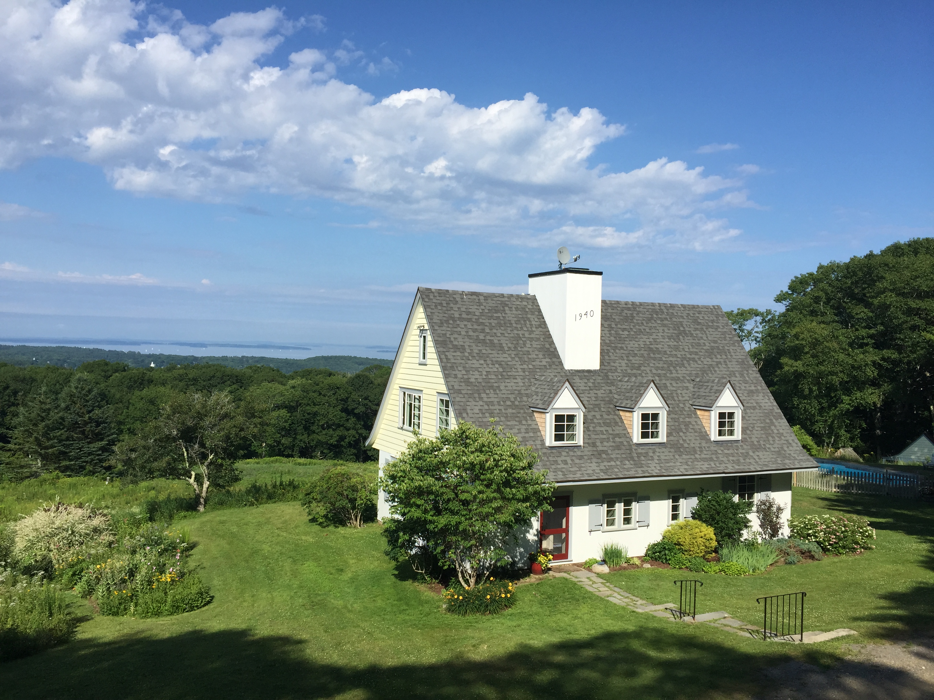 Single Family Home for Sale at Cricket Lane 20 Cricket Lane Rockport, Maine 04856 United States