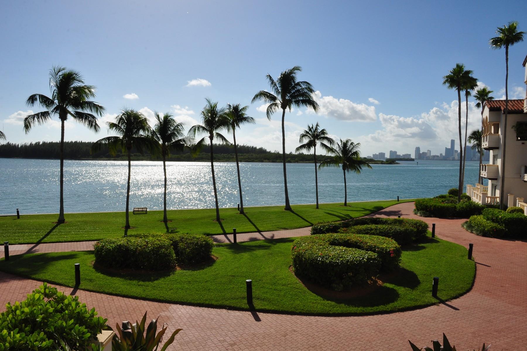 Condominio per Vendita alle ore 2226 Fisher Island Dr #3206 Fisher Island, Florida 33109 Stati Uniti