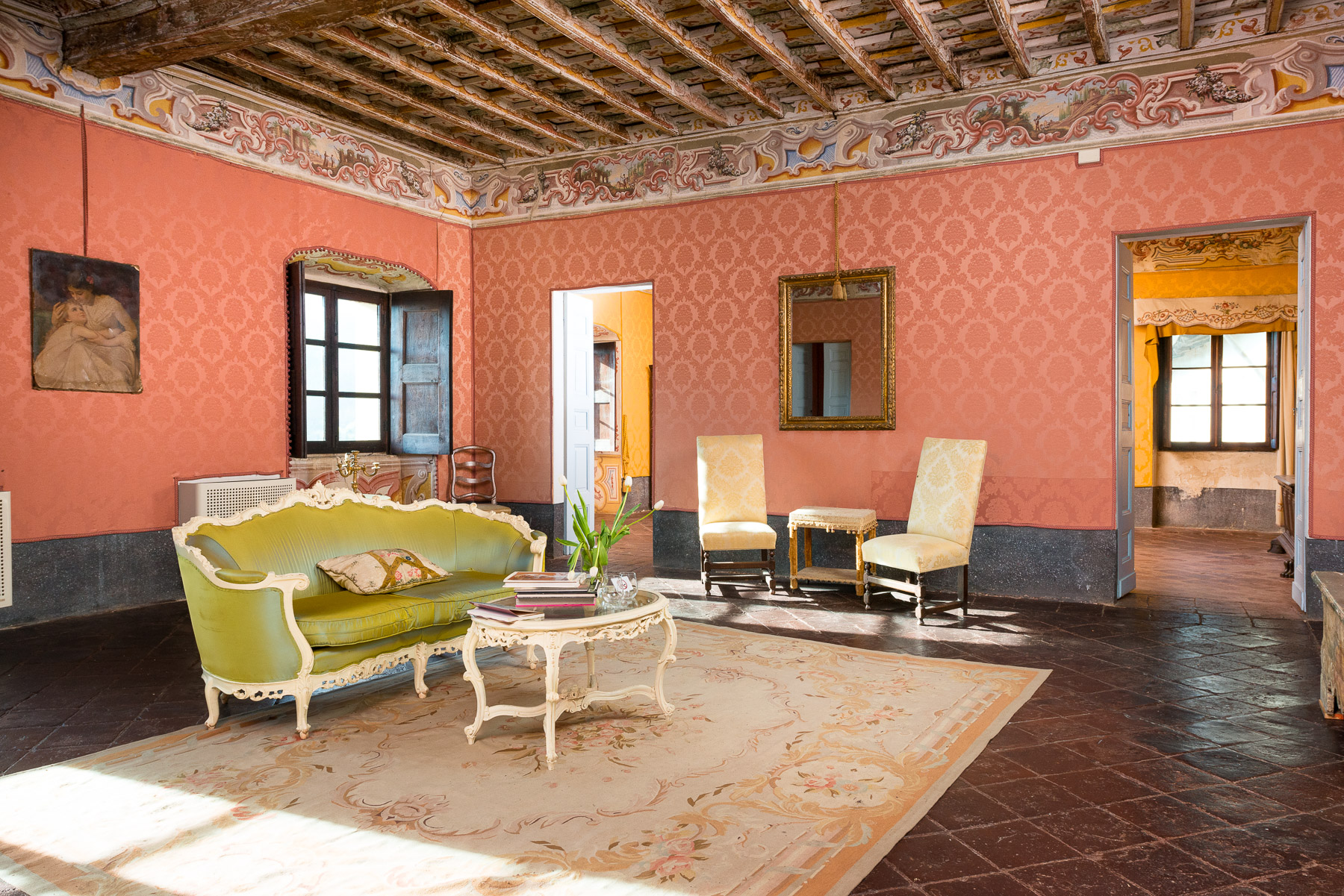 Additional photo for property listing at Stately Castle in Piedmont Piazzetta del Castello Cumiana, Turin 10040 Italie