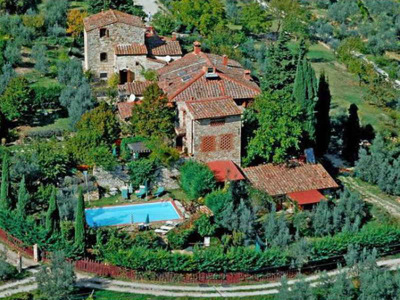 Other Residential for Sale at Lovely hamlet near Greve in Chianti Via San Cresci Greve In Chianti, Florence 50022 Italy