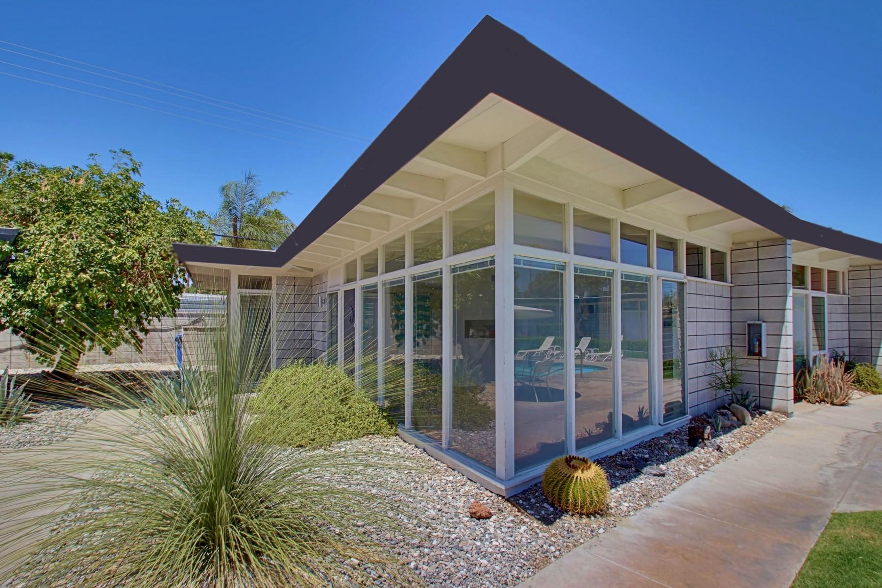 共管式独立产权公寓 为 销售 在 2244 East Tahquitz Canyon Way #5 Palm Springs, 加利福尼亚州 92262 美国
