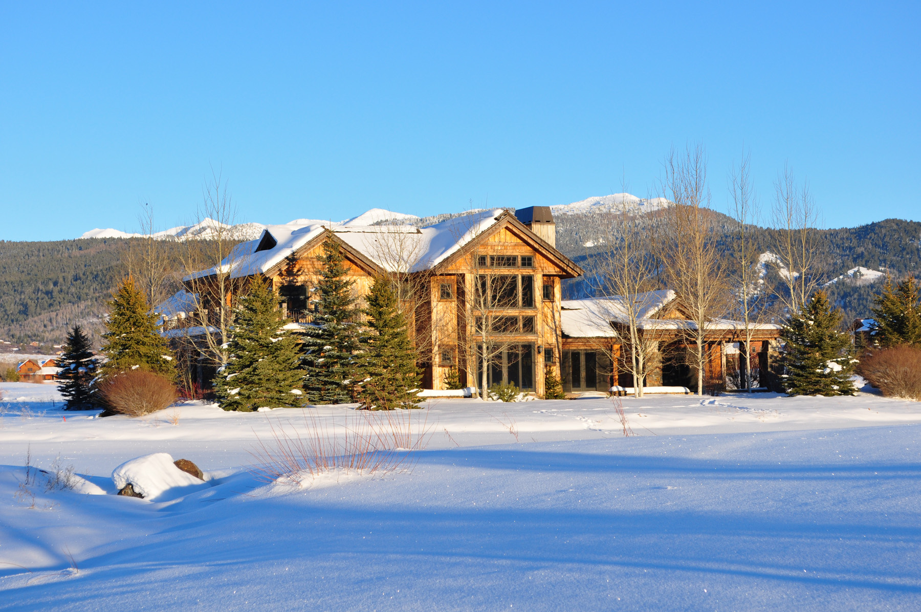 Property For Sale at Waterfront Estate Home in Teton Springs