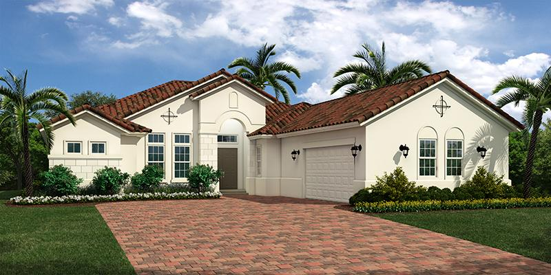 Moradia para Venda às Move in Spring 2017 455 Sapphire Way SW Vero Beach, Florida, 32968 Estados Unidos
